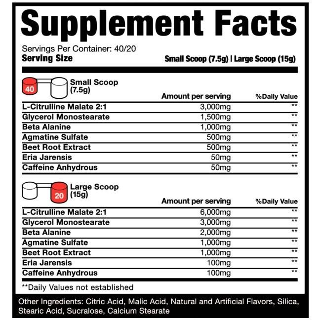 Mr Veinz - Dragon Pharma (40 Doses)