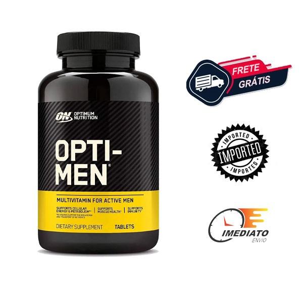 Optimen - Optimum Nutrition (150 Tabletes - Importado)