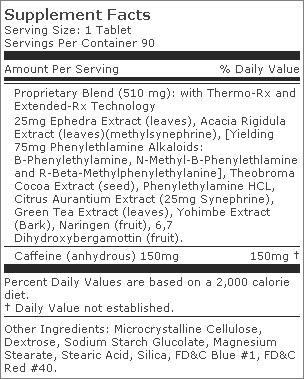 Stimerex ES - Hi Tech (90 Comprimidos - Importado)
