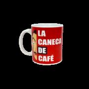 Caneca cerâmica La caneca de café