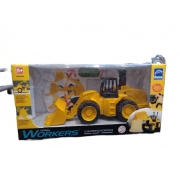 Carregadeira amarela