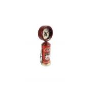 Enfeite bomba de gasolina/relógio
