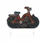 Gancheira bicicleta