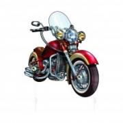 Gancheira moto