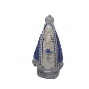 Imagem Nossa Senhora Aparecida com Manto azul