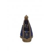 Imagem Nossa Senhora Aparecida manto azul