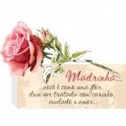 Madeirinha madrinha
