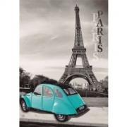Quadro com aplique Paris