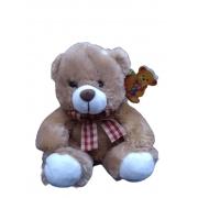 Ursinho de pelúcia com gravata borboleta