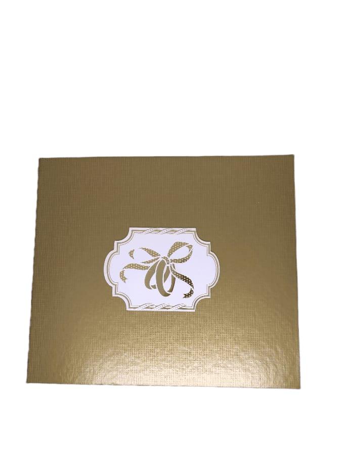 Álbum Casamento dourado