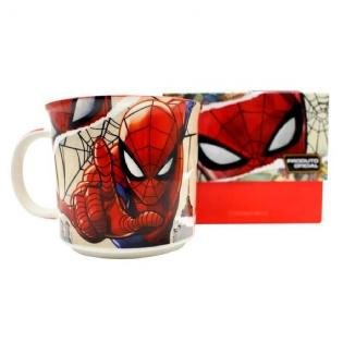Caneca cerâmica Spider- Man HQ páginas