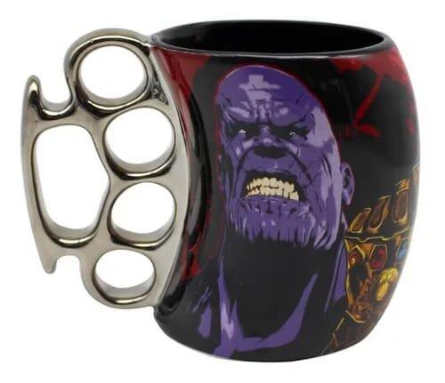 Caneca soco inglês Thanos