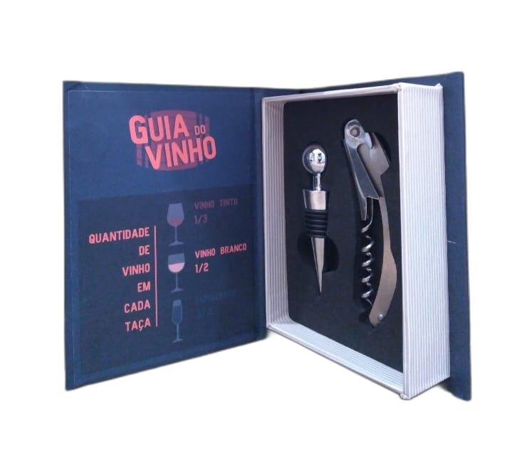 Kit para Vinho
