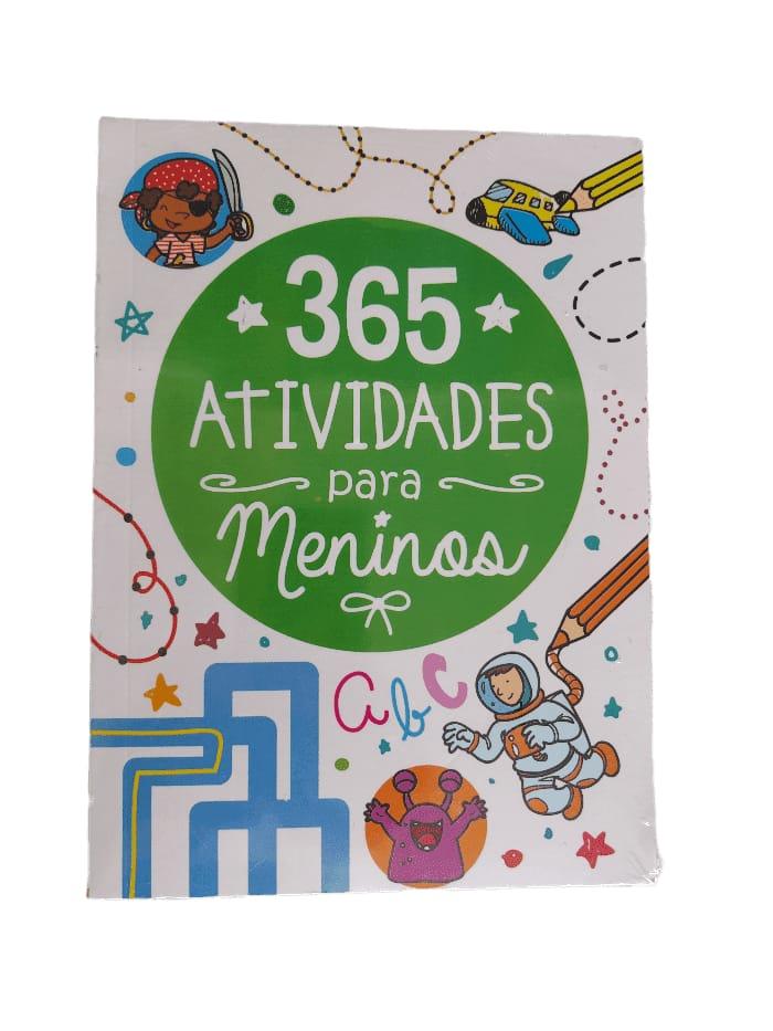 Livro 365 atividades