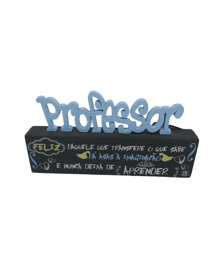 Madeirinha Professor