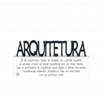 Madeirinha profissão Arquitetura