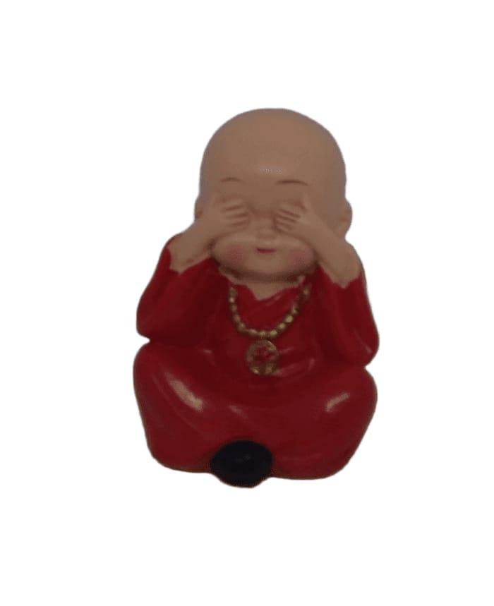 Mini Buda Não vejo