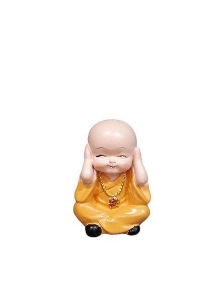Mini Buda não ouço