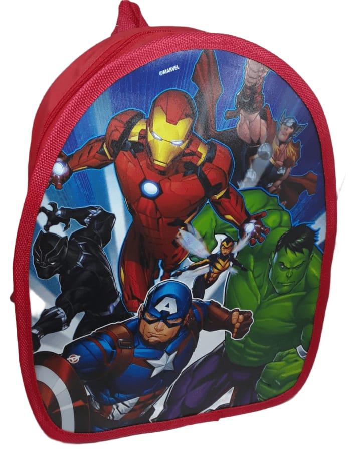 Mochila infantil Avengers