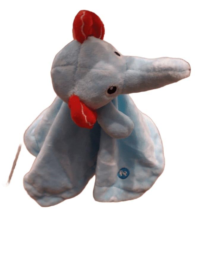 Naninha azul Elefante