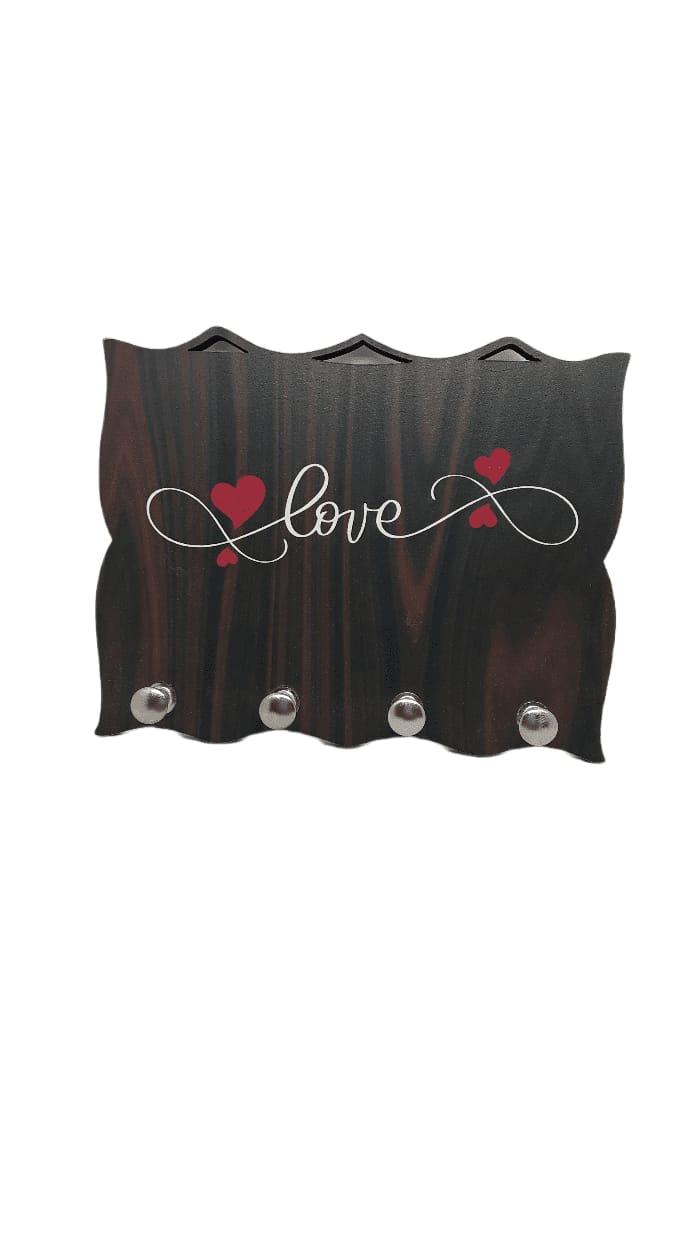Porta Chave Amor