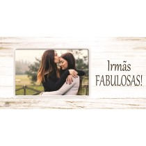 Porta Retrato Irmãs
