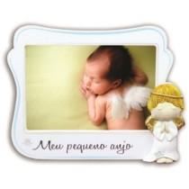 Porta retrato Meu pequeno anjo azul