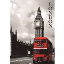 Quadro com relevo London