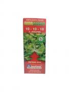 Fertilizante Foliar 10-10-10+micros Insetimax 30ml Liquido