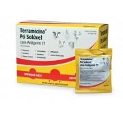 TERRAMICINA® PÓ SOLÚVEL COM ANTIGERM 77 100 G