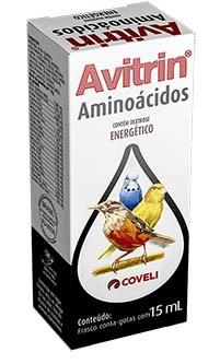 Avitrin Aminoácido 15ml - Coveli