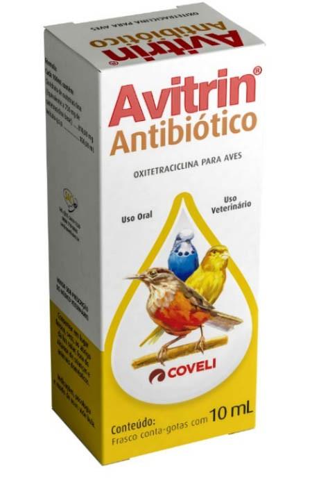Avitrin Antibiotico 10ml Coveli
