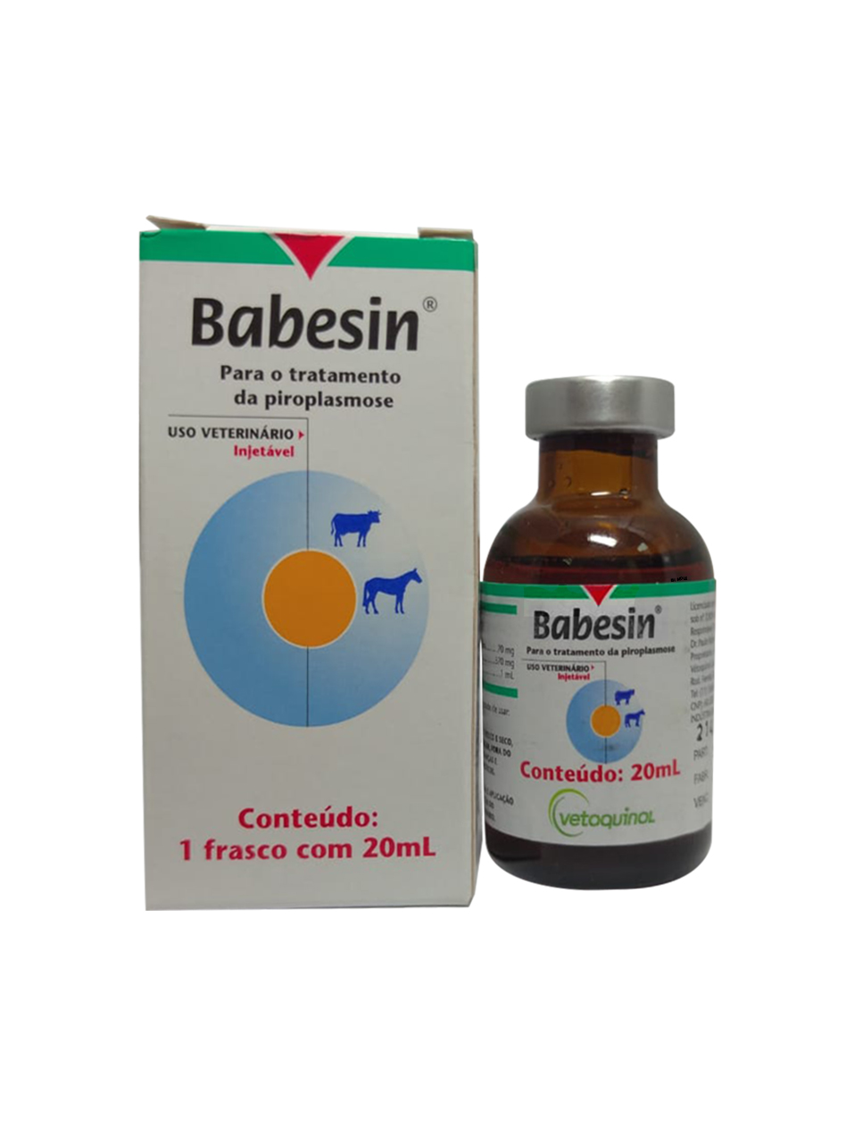 Babesin®  - 20ML