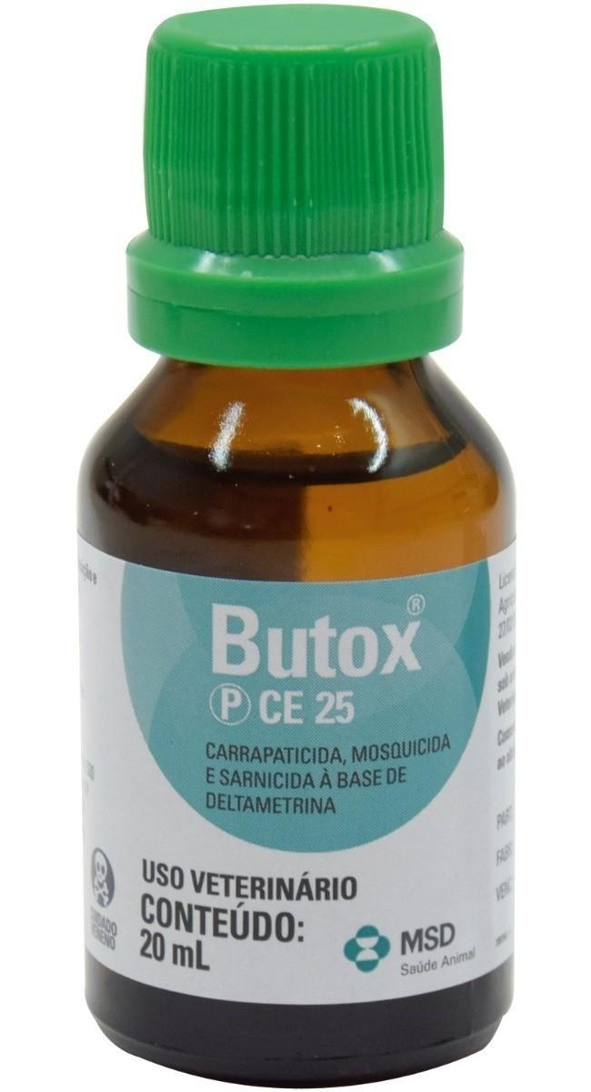 Butox P CE 25 20ml