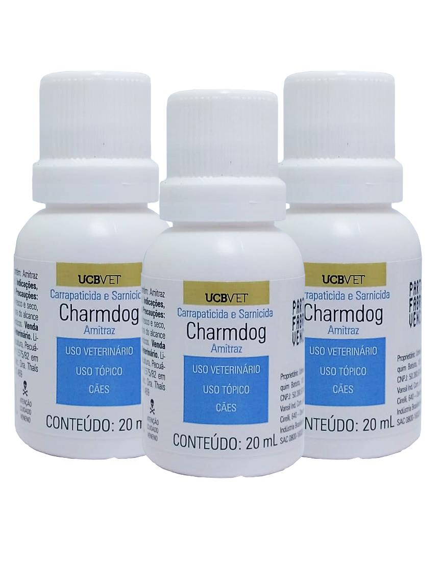 Charmdog - 20 Ml - Ucb