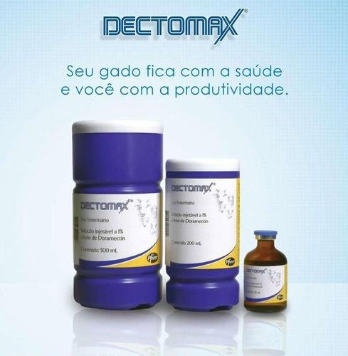 Dectomax 200 Ml Injetável - Zoetis