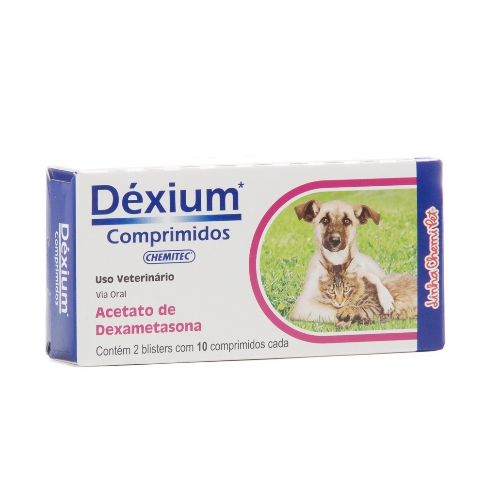 DÉXIUM COMPRIMIDOS