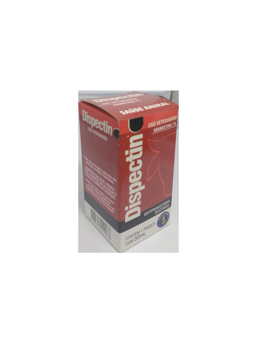 DISPECTIN® – ABAMECTINA 1%  - 50ml