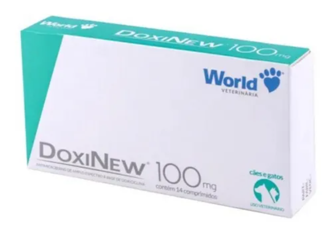 Doxinew 100mg 14 Comprimidos