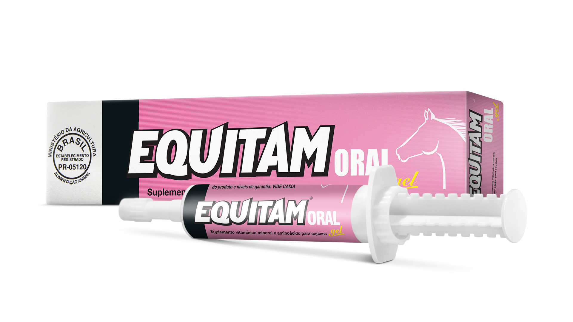 EQUITAM ORAL GEL® - 40gr
