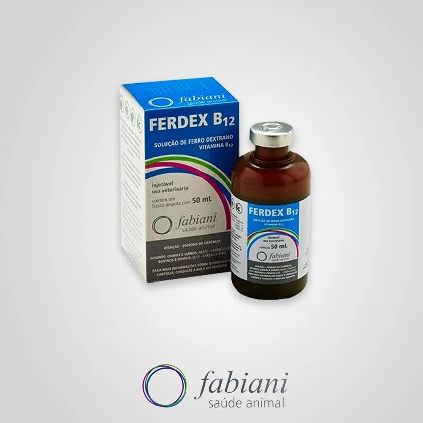 FERDEX B12 50 ML