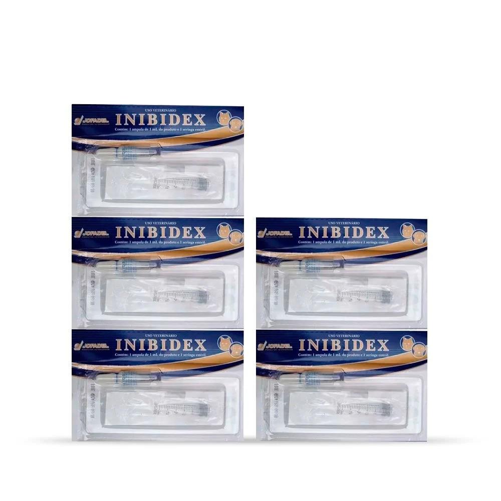 INIBIDEX CART. C/5 SERINGAS
