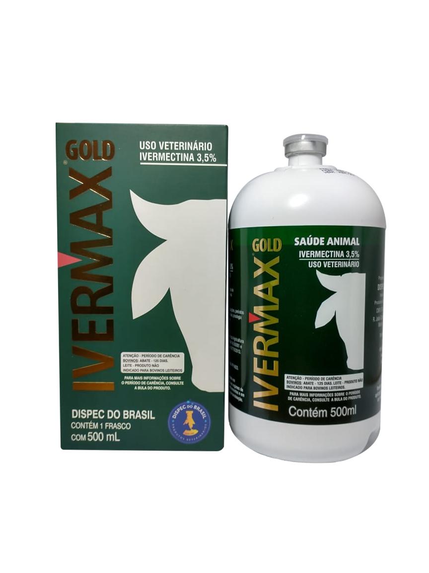 IVERMAX GOLD 500ML