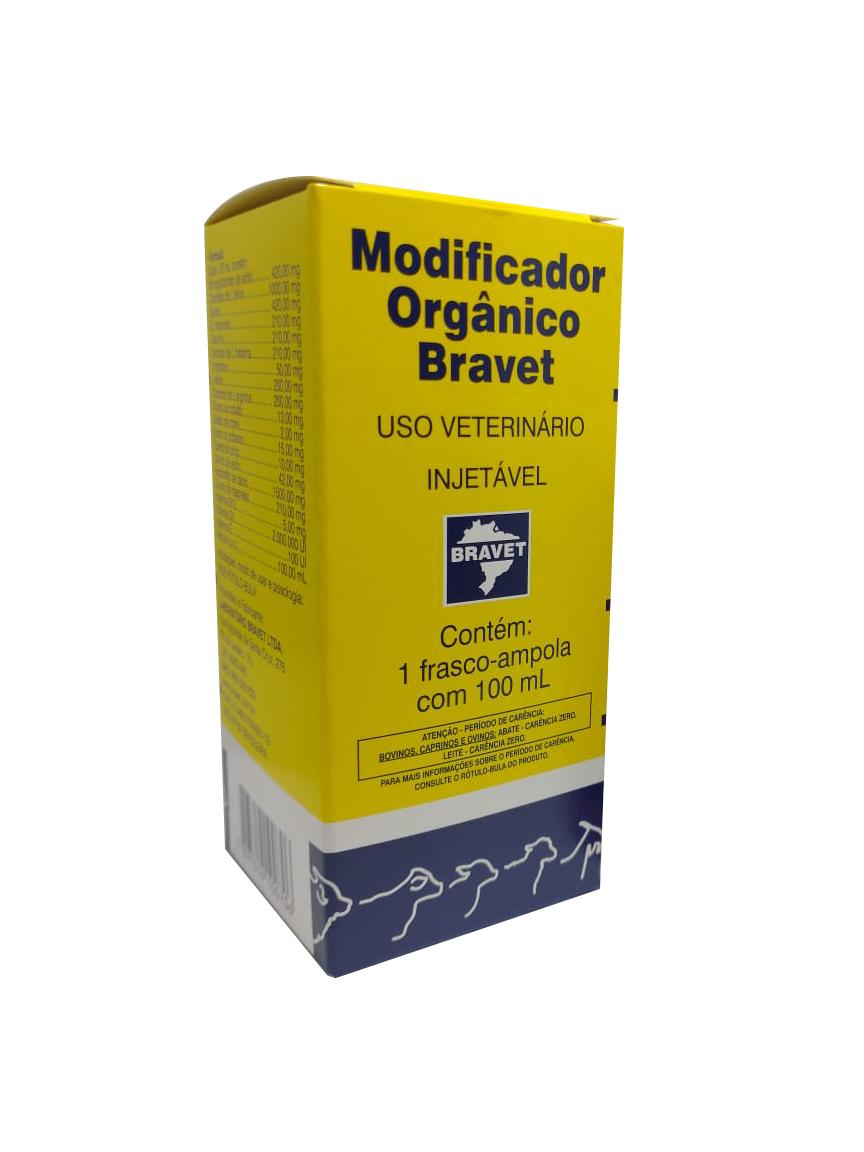 MODIFICADOR ORG BRAVET 100 ML