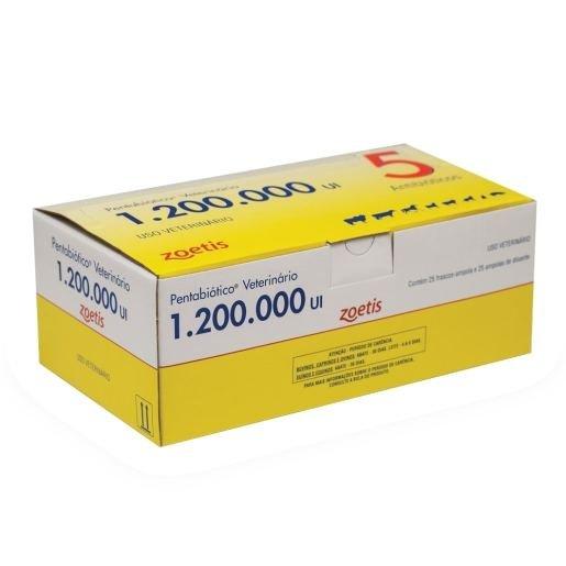 PENTABIOTICO PEQ PORTE 1.200.000 UI
