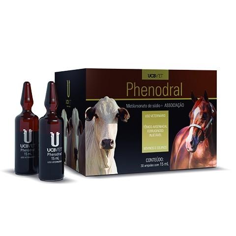 PHENODRAL 15 ML