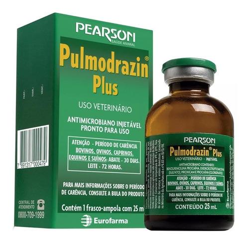 PULMODRAZIN REFORÇADO 25 ML