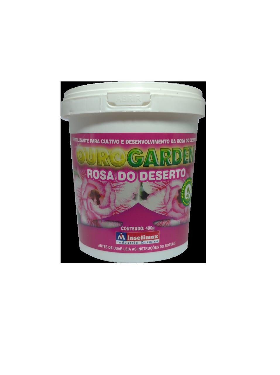ROSA DO DESERTO - INSETIMAX - 400GR