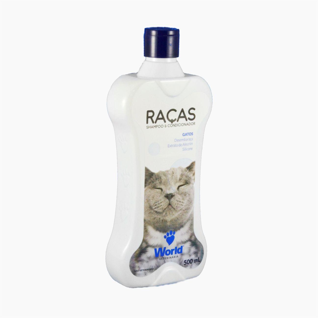 Shampoo Word Gatos