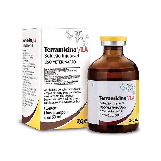 TERRAMICINA LA 50 ML